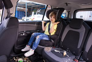 Snack Test Dummies: kids' in-car snacks ranked from worst to best to clean